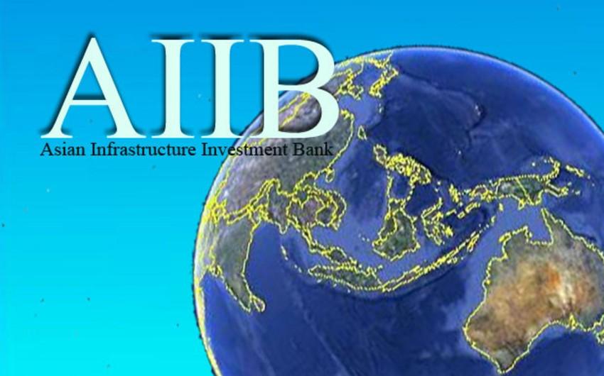 AIIB üzv ölkələrə investisiya yatırmağa başlayır