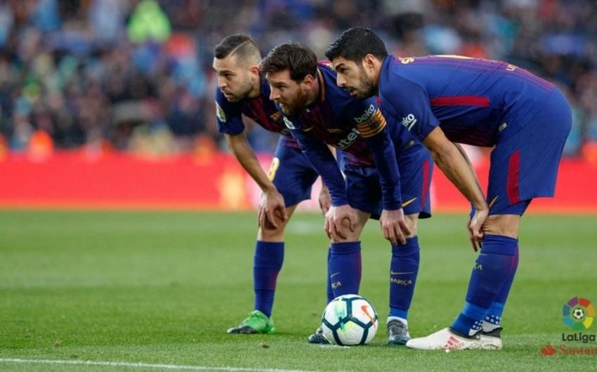 Messi 5-ci dəfə Qızıl butsun sahibi olub