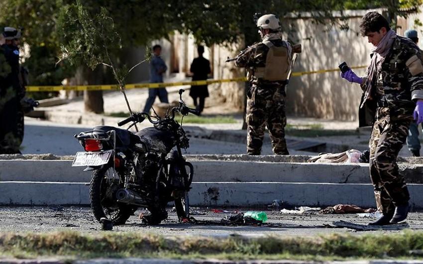 Əfqanıstan paytaxtı raket atəşinə tutulub, 8 nəfər ölüb