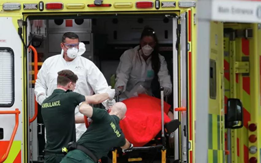 В Британии снизилось количество случаевсмерти от коронавируса