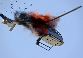 Во Франции разбился вертолет, есть погибшие и раненые