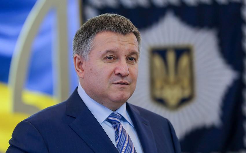 Ukraynanın daxili işlər naziri istefa verib