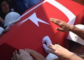 Two Turkish servicemen killed in northern Iraq