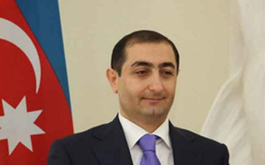 Litvanın nəqliyyat və kommunikasiya naziri Azərbaycan səfirini qəbul edib