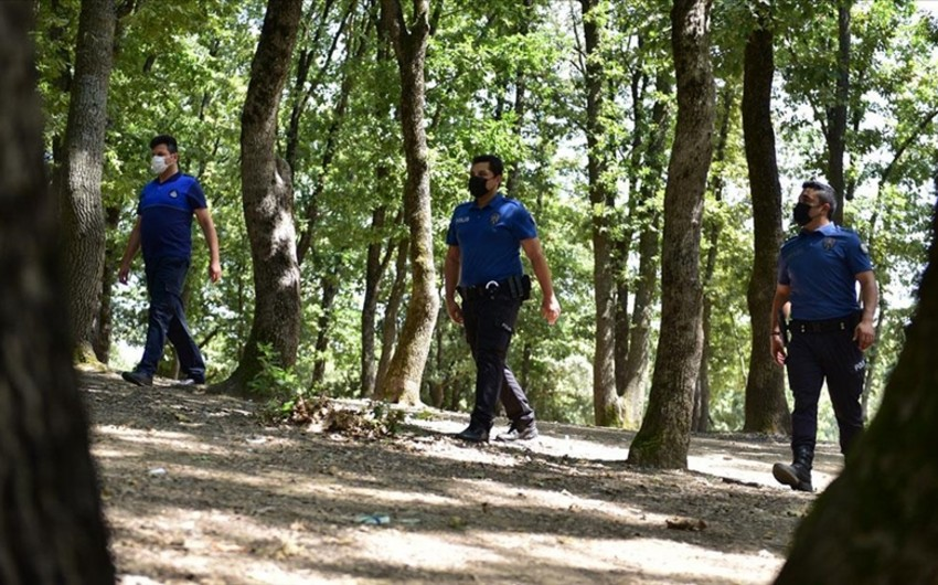 Istanbul extends ban on entry to forests