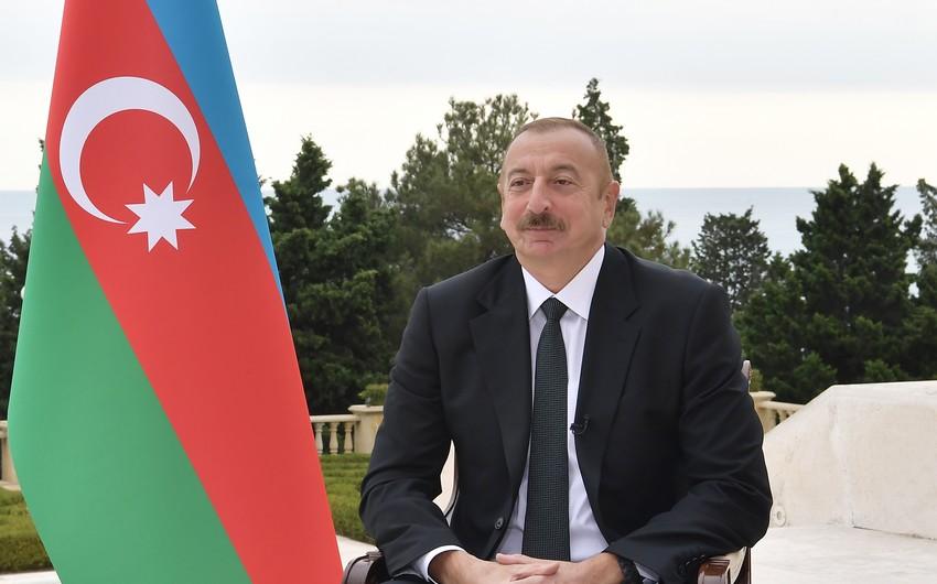 Azərbaycan Prezidenti: İndi baş verənlər Ermənistanın destruktiv siyasətinin nəticəsidir