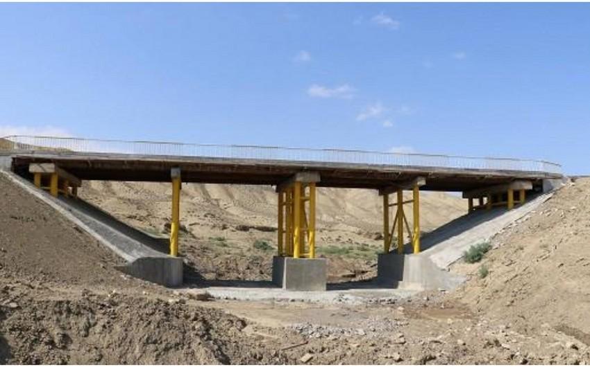 Azərbaycan - İran sərhədindəki Astaraçayın üzərində yeni körpü tikiləcək