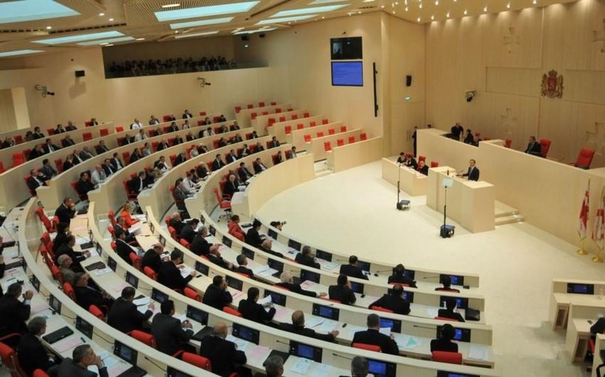 Gürcü ekspertlər: Gürcüstan parlamentinin qəbul etdiyi qətnamə regionda sülhün və təhlükəsizliyin təminatında mühüm rol oynayacaq - FOTO