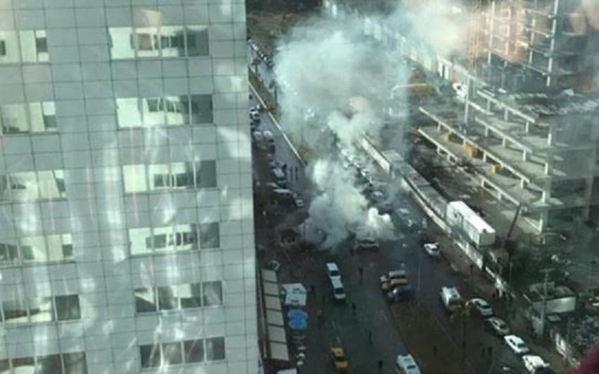 İzmirdə partlayış nəticəsində 2 nəfər şəhid olub, 10 yaralı var - YENİLƏNİB-4