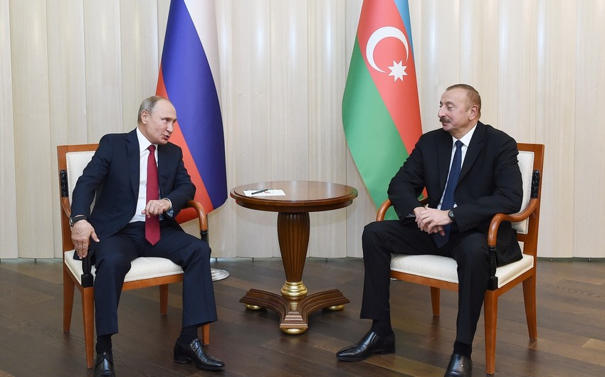 Azerbaijani leader reveals details of talks with Putin before signing peace deal
