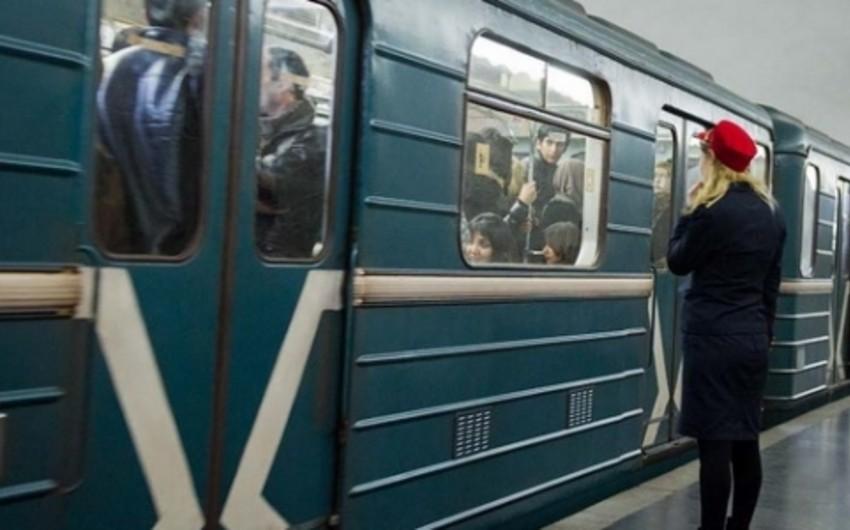 Bakı metrosunda iş saatları dəyişəcək