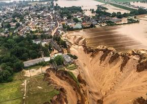 Число жертв наводнений в Германии и Бельгии возросло до 168
