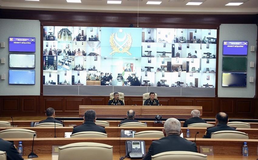 Министр обороны: Меры, которые мы предпримем на этот раз, будут отличаться от апрельских событий 2016 года