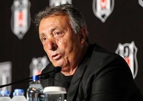 Beşiktaşın prezidenti ikinci dəfə koronavirusa yoluxdu