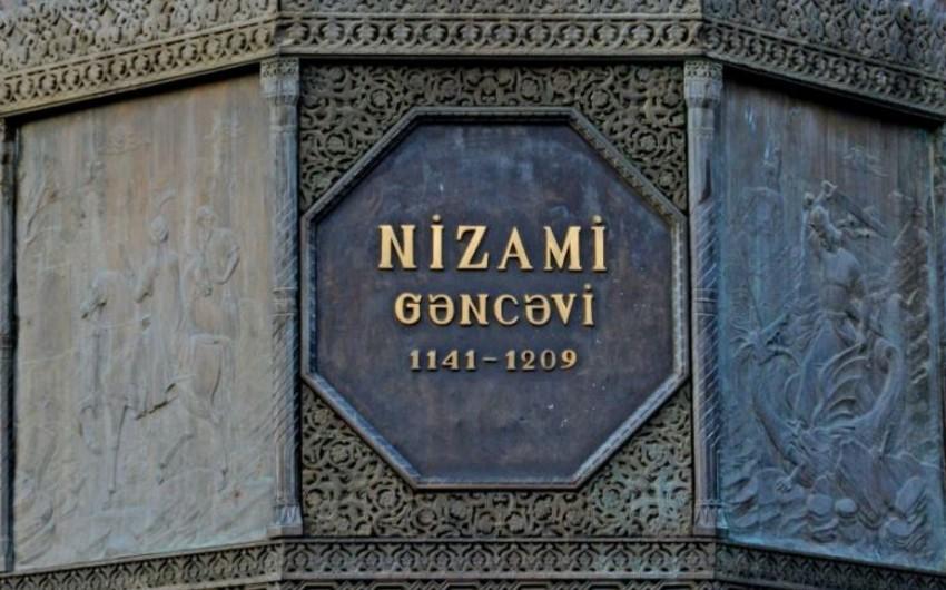 Kişineuda Nizami Gəncəvinin xatirə barelyefi qoyulacaq