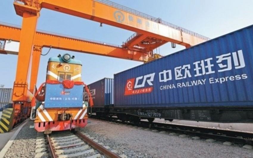 Китай отправит 150 поездов через Азербайджан и Турцию в Европу