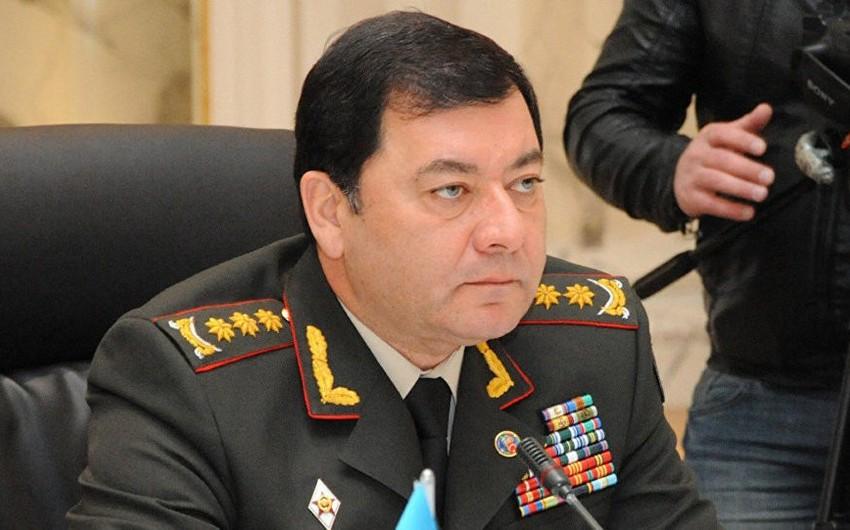Najmaddin Sadigov leaves for Belarus