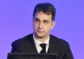 Вице-президент УЕФА подал в отставку