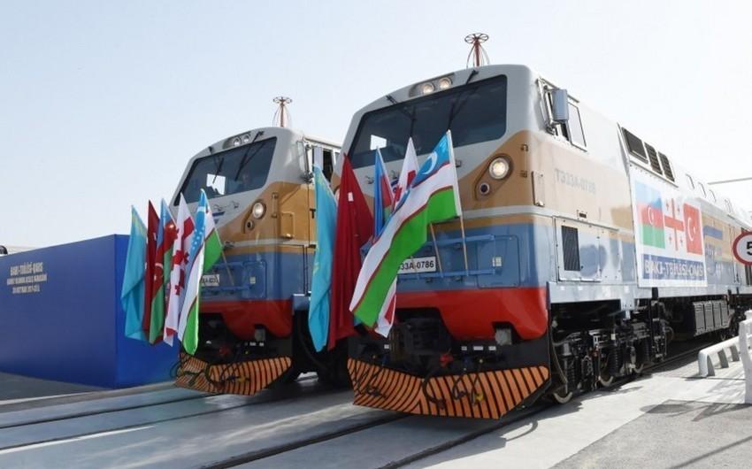 Maqnitoqorsk Metallurgiya Kombinatı BTQ dəmir yolu xətti ilə yükdaşımaları artırır