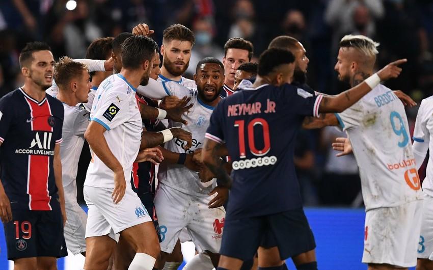 Neymar cəzalandı -