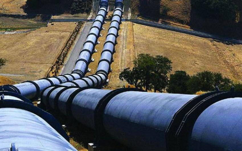 Bu il BTC ilə tranzit neftinin nəqli 42% artıb