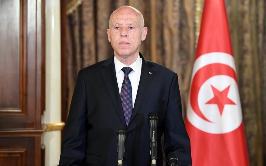 Президент Туниса направил письмо Ильхаму Алиеву