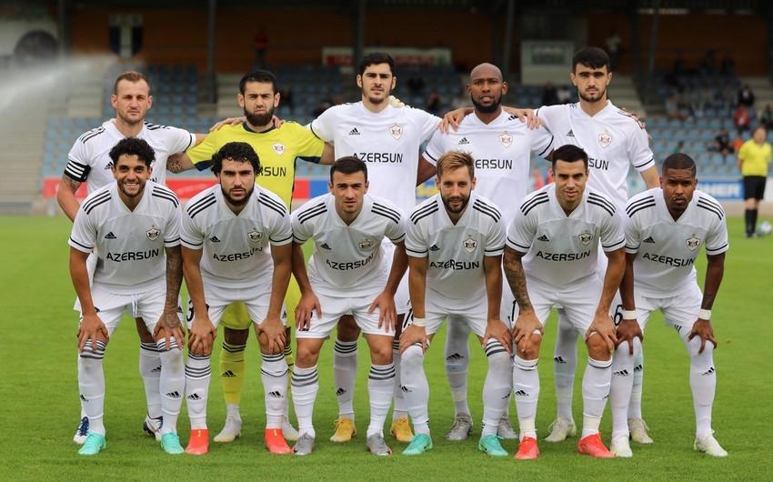 Aşdod və Qarabağ komandalarının start heyətləri açıqlanıb