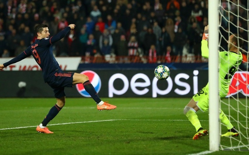 Çempionlar Liqası: Real Madrid , Tottenhem və Mançester Siti 1/8 finala yüksəlib  - YENİLƏNİB - VİDEO