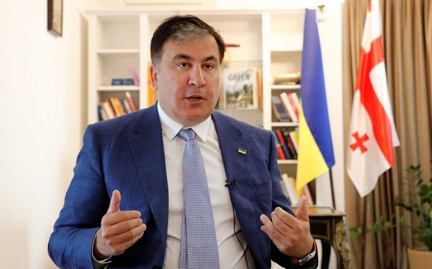 Mixeil Saakaşvili koronavirusa yoluxub