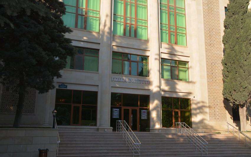 Hesablama Palatası AMEA-nın Fizika İnstitutu ilə bağlı Baş Prokurorluğa müraciət edib
