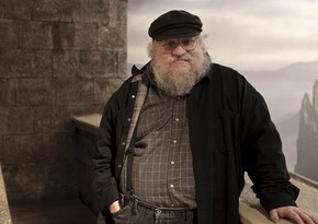 George RR Martin promises to continue 'Game of Thrones'