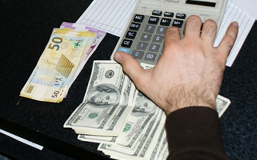 AMB: Sabah dolların məzənnəsi 1,5682 manat olacaq