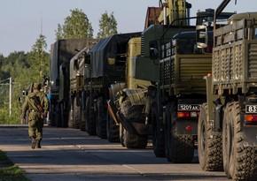 Russian media confirms military shipment to Armenia