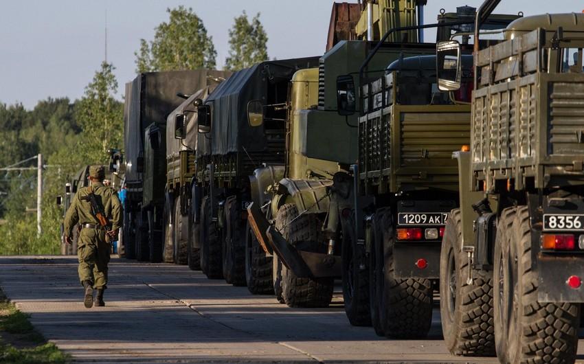 Rusiya KİV-i Ermənistana yeni silahların göndərildiyini təsdiqlədi
