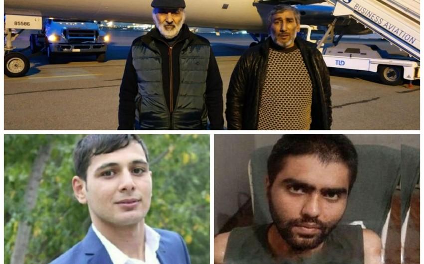 Амина Мусаева и других пленных вернули в Баку