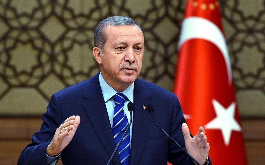 """Türkiyə prezidenti: Bir milyon günahsız insanın qatili ilə nə danışaçağıq?"""""""