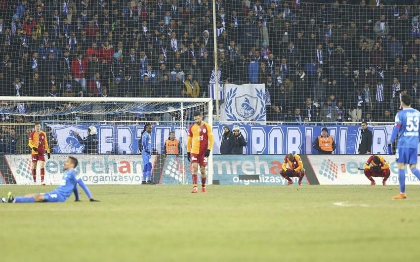 Галатасарай сыграл в ничью в Турецкой супер-лиге