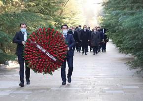 Azərbaycan vəkilləri peşə bayramı gününü qeyd edir