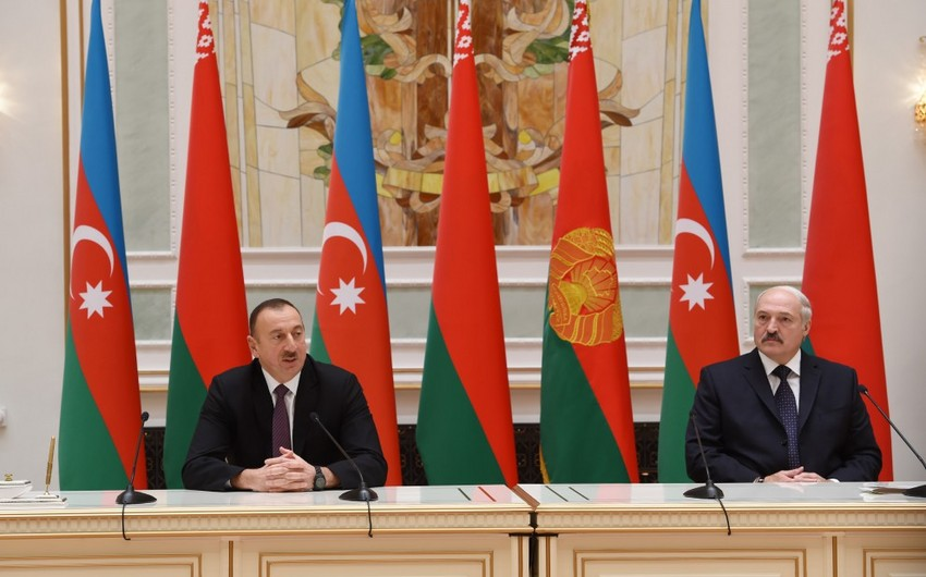 Azerbaijani President: We are ready to consider processing Azerbaijani agricultural products in Belarus