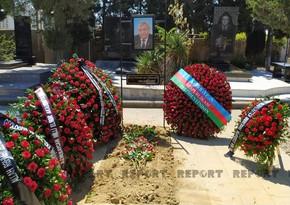Академик Рамиз Мамедов похоронен на II Аллее почетного захоронения