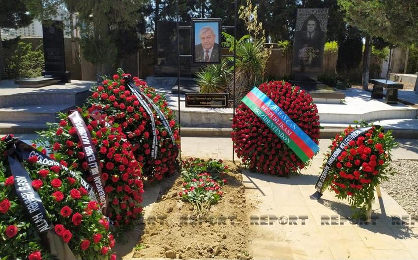 Akademik Ramiz Məmmədov II Fəxri xiyabanda dəfn edilib- YENİLƏNİB