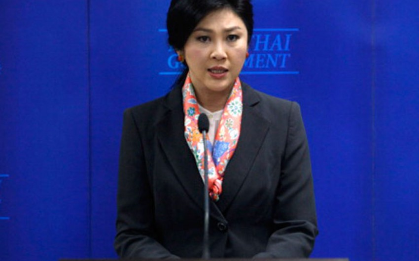 Former Thailand prime minister flees country