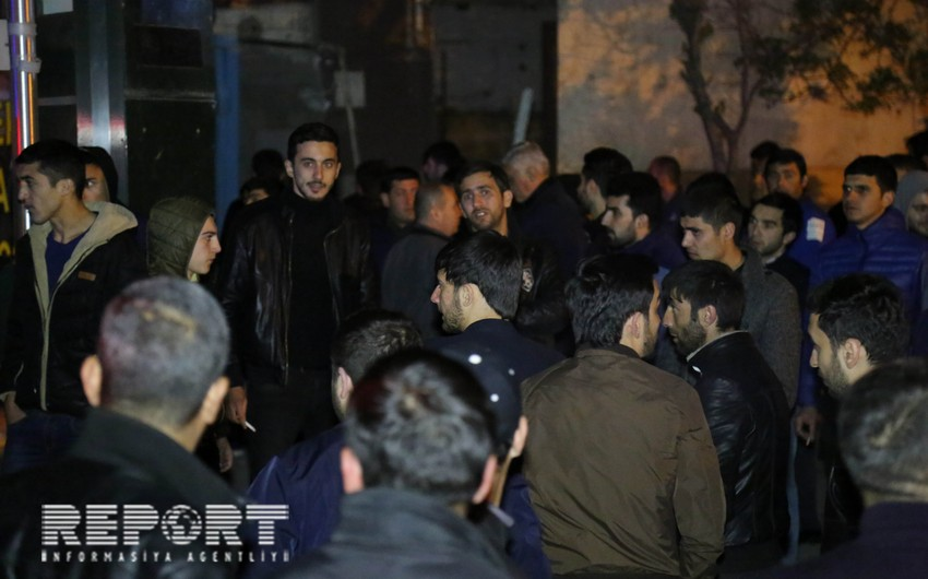 В Баку снесены дома, принадлежащие 6 семьям, строительная компания прокомментировала претензии - ВИДЕО