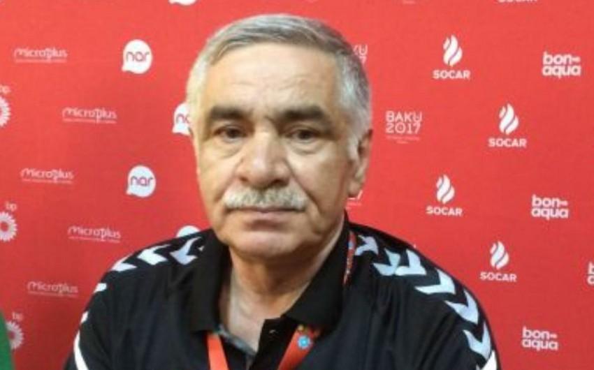 Həndbol üzrə Azərbaycan millisinin baş məşqçisi vəfat edib