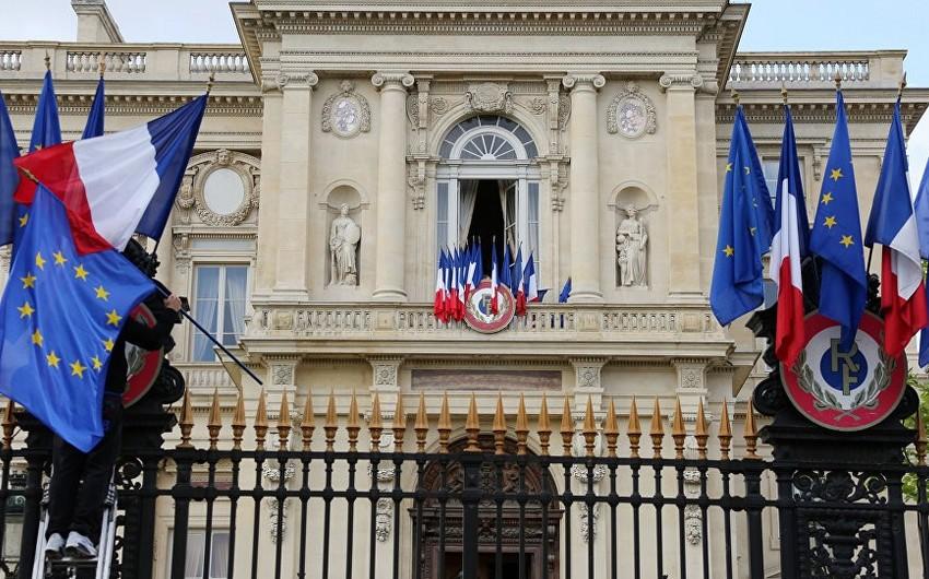 """Fransa XİN: Qondarma DQR""""-i tanımır, Dostluq Xartiyasını""""nı qəbul etmirik"""