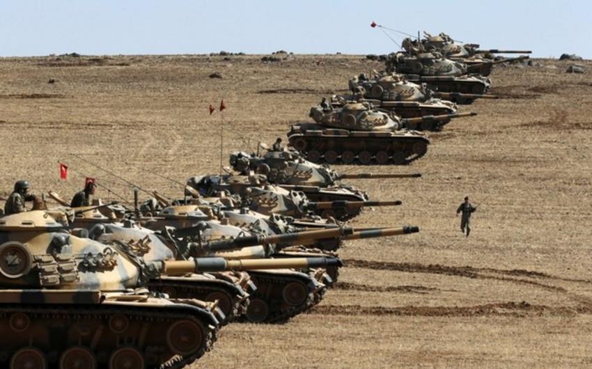 Türkiyə ordusu Suriya ərazisində antiterror əməliyyatlarına başlayıb - YENİLƏNİB