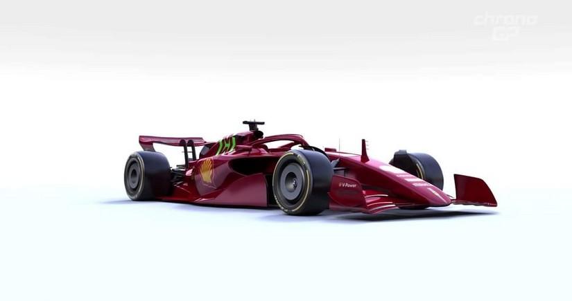 Formula 1: Ferrarinin gələn mövsümdəki bolidi müəyyənləşib