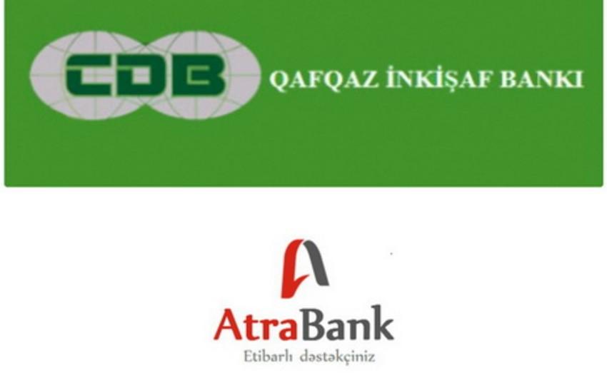 Atrabank və Qafqaz İnkişaf Bankının konsolidasiyasının detalları məlum olub