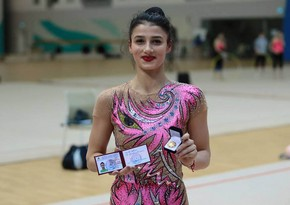 EOC publishes article about Azerbaijani gymnast