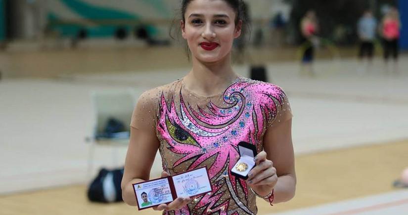 EOC azərbaycanlı gimnast haqqında məqalə dərc etdi